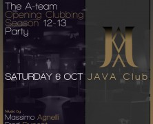 ✮✮✮The A-Team Opening Clubbing Party 12-13 Season✮✮✮