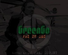 GreenGo Club hosts FRED DUPONT