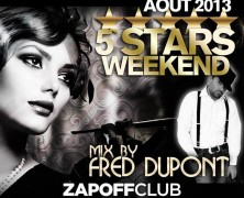 5 STARS Weekend by FRED DUPONT