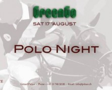 Fred Dupont @ Polo Night by GreenGo