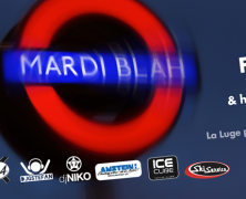 Fred Dupont @ Mardi Blah 25, Le Rouge, VERBIER