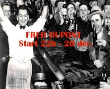 New Prohibition feat Fred Dupont @ the ABC of D! Club