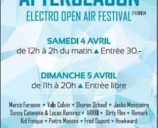 Fred Dupont dj set @ Afterseason Festival, Villars