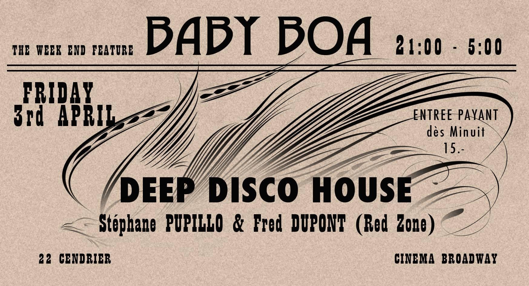 baby boa  Genève_ 3.04.15