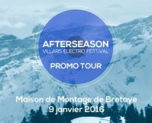 Fred DUPONT live @ After Season Festival Promo Tour, Villars -