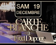 Carte Blanche @ ZAPOFF Club (Lausanne) by Fred DUPONT